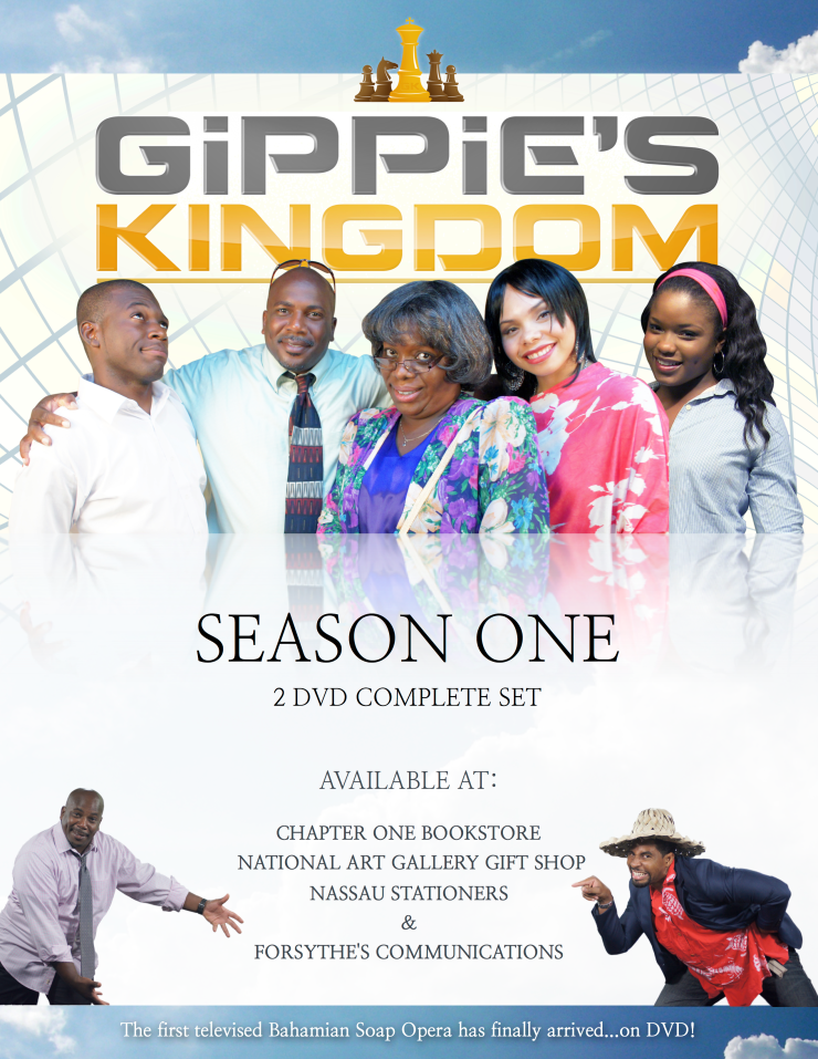 The First Bahamian Soap Opera is now on DVD!